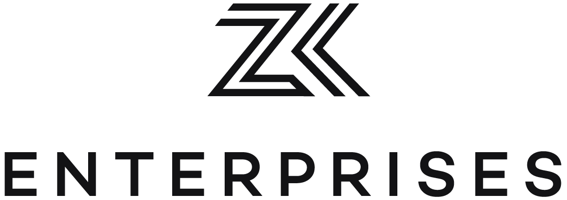 ZK Enterprises Logo